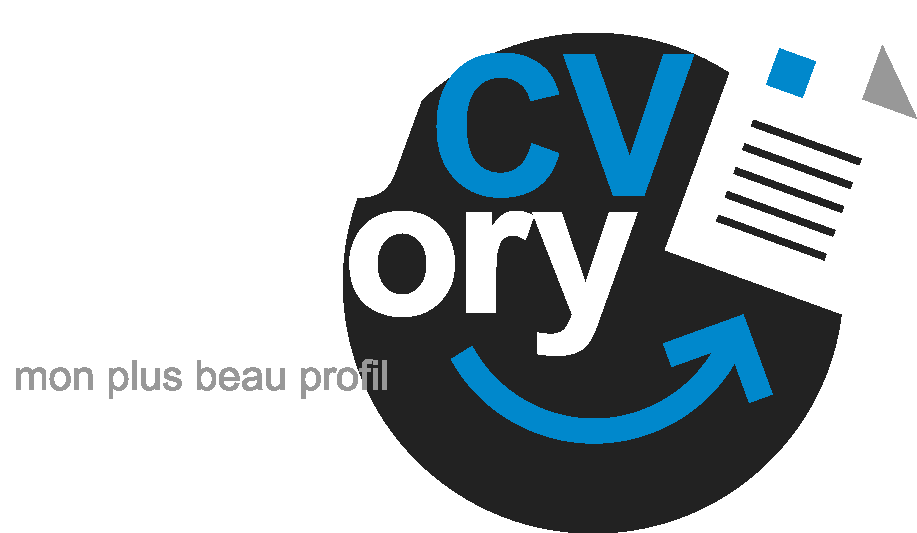 Design de CV original avec My CV Factory